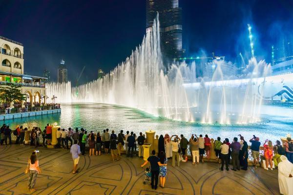 Dubai City Tourism