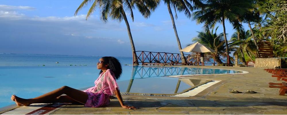 Voyager beach resort Mombasa