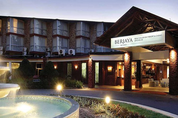 Berjaya-Beau-Vallon-Bay-Resort-Casino-entrance