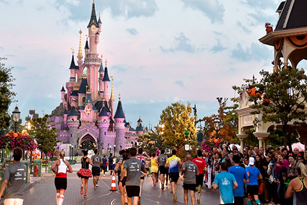 disneyland-paris Magic run weekend
