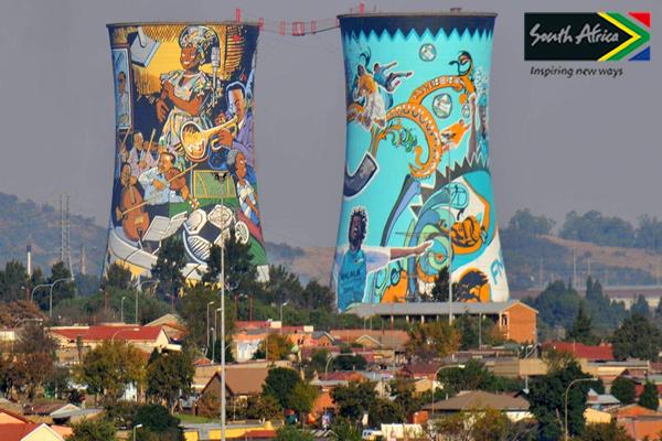 Jo'burg soweto-towers