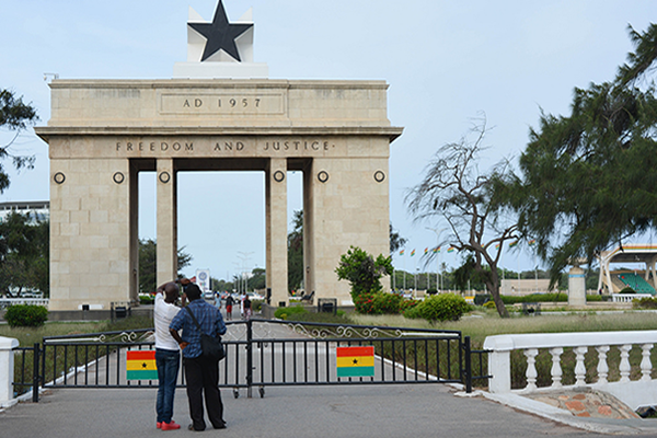 Black Star Gate, Accra