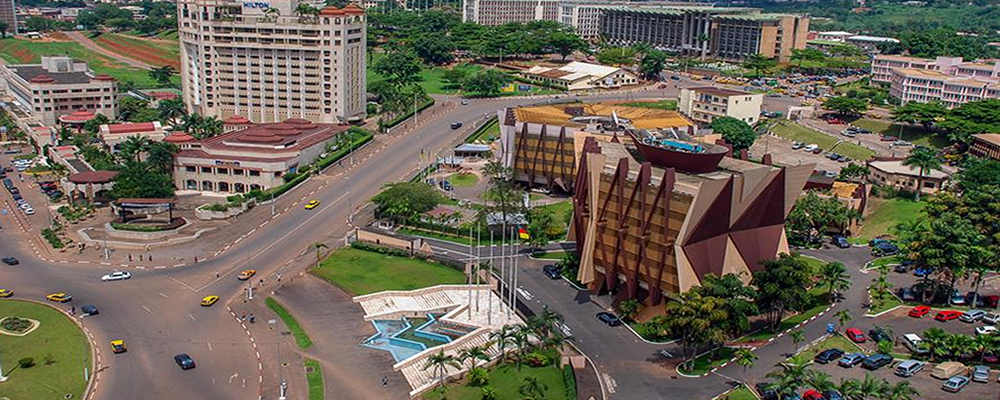 Cameroon mounts dead city