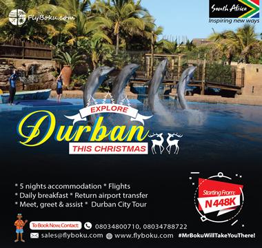 Durban for christmas