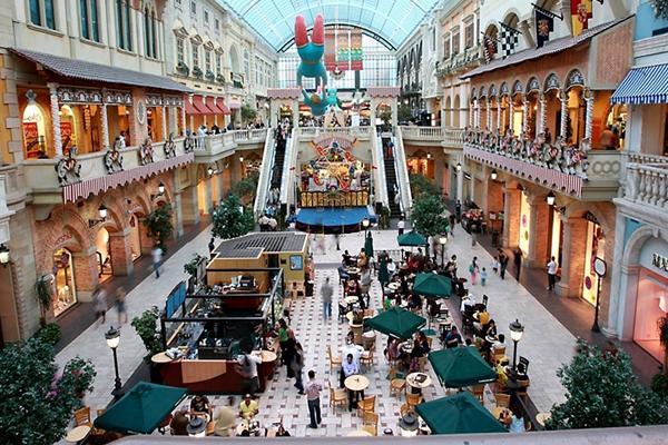 Dubai-Malls