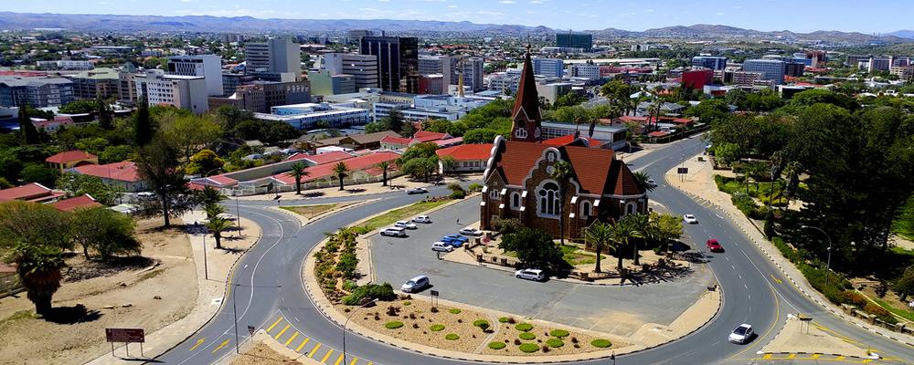 Windhoek Town Namibia