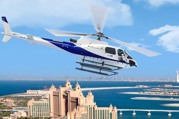Dubai Helicopter