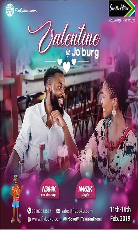 Valentine in johannesburg2