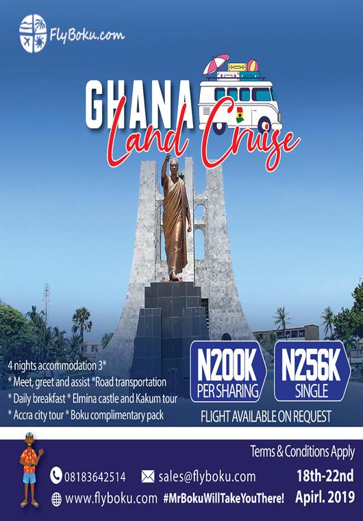 Ghana Land Cruise
