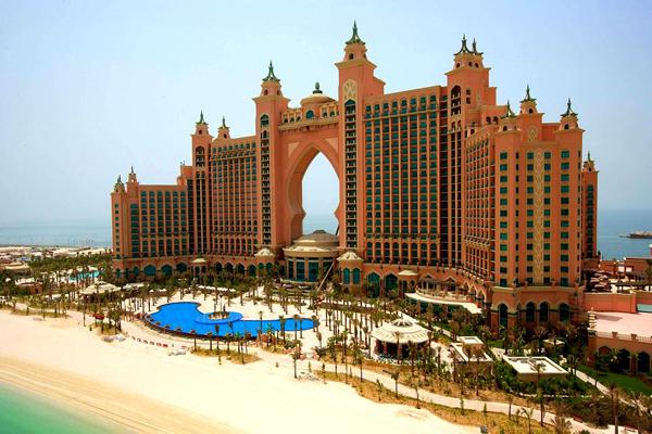 Jumeriah park Dubai