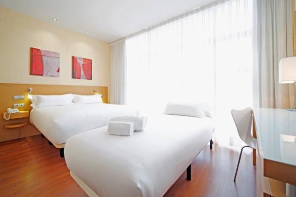 B&B hotel Madrid fuenlabrada2