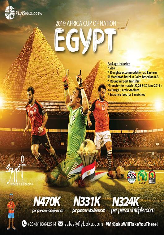 Egypt 2019 Tour