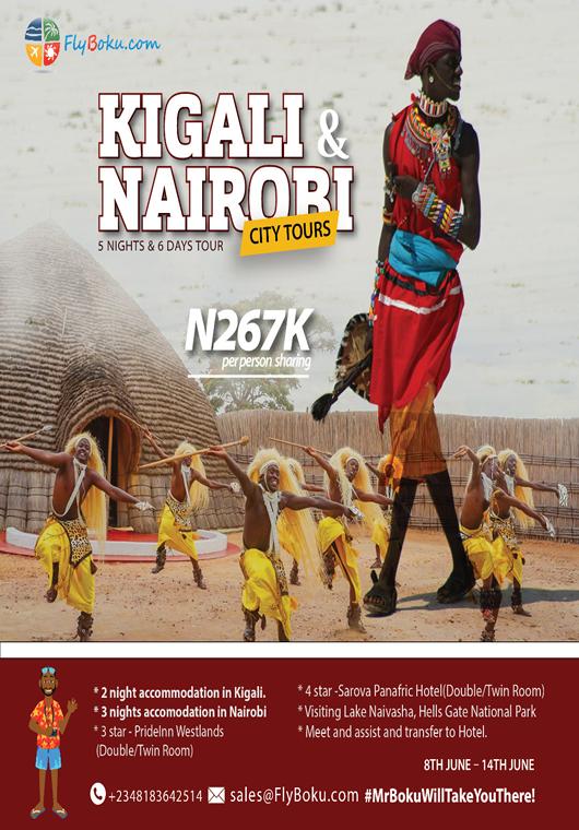 Kigali & Narobi