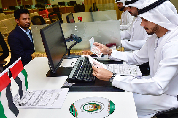 New visa rules for UAE visitors