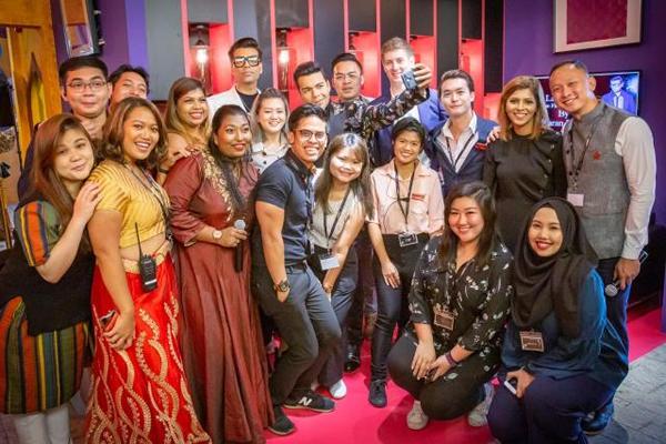 Madam Tussauds singapore