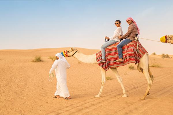 Dubai-Desert-Camel-Safari