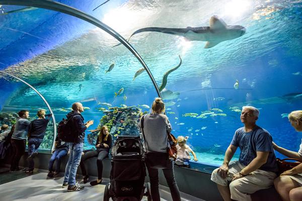 Best National aquarium