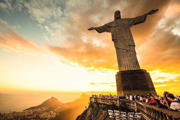 Early Access to Christ Redeemer Statue