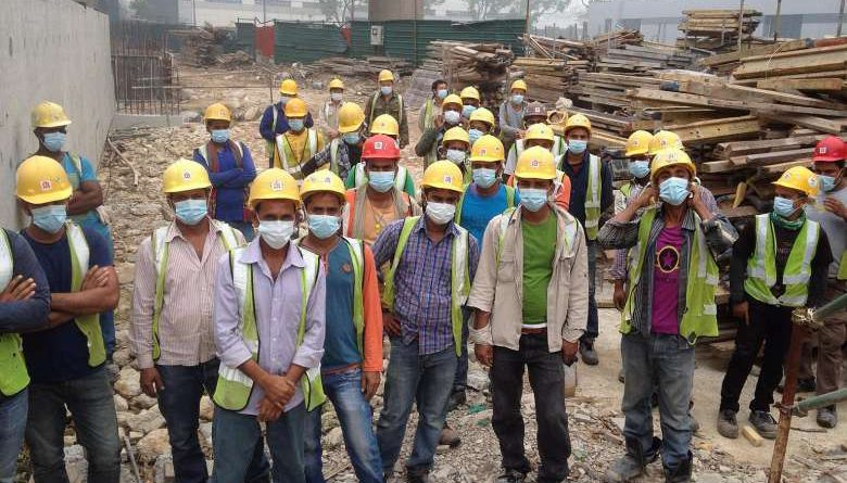 SINGAPORE CONSTRUCTION WORK